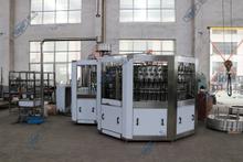 塑料瓶螺纹盖碳酸饮料灌装机(15000瓶含氣飲料灌裝机)