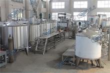 3吨果汁調配線 不含氣饮料前调配线生产线
