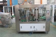 塑料瓶果汁果粒灌装机 铝箔封口机 PP瓶灌装机