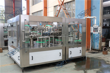 24头塑料瓶啤酒灌裝机 1L塑料瓶啤酒灌裝生产设备 碳酸饮料灌装机